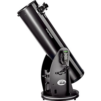 Orion SkyQuest XT12g GoTo Dobsonian Telescope